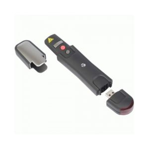 Targus Remote Wireless IR Notebook Presenter Laser Pointer 15M Laptop PC AMP07EU