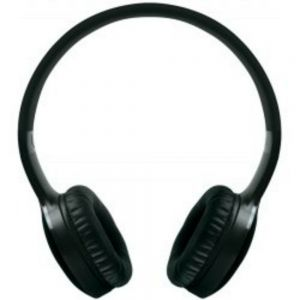 Headphones: JAM HX-HP400BK-EU Transit Lite Wireless On-Ear Bluetooth Headphones - Black