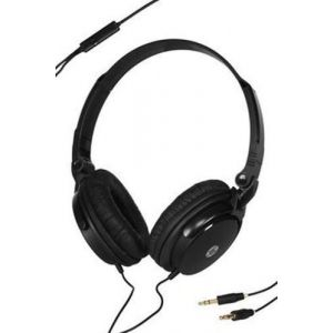 HP H2500 A2Q79AA PC Laptop Digital Stereo Headset Volume Control New Free P&P