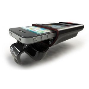 Ibike Waterproof Rugged Motorbike Bicycle IPhone 3GS 4 4S Holder Mount Kit Hard Case