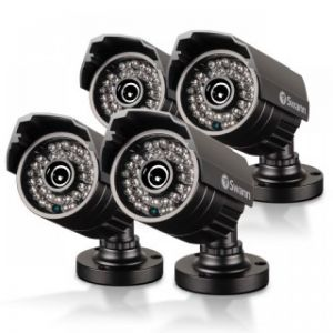 Swann PRO-735 X4 Day Night Vision 700 TVL Waterproof LED Security Camera CCTV BB