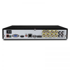 CCTV Systems: Swann DVR8-3000 960H 8 Channel D1 Digital Video Recorder 4x Audio 1TB CCTV HDMI