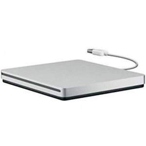 CD & DVD Drives: Official Genuine Apple USB Superdrive Compact External DVD Drive - MD564ZM/A