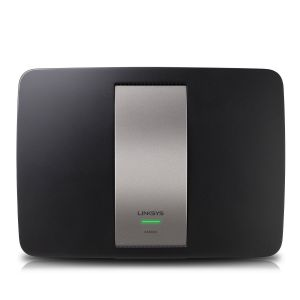 Linksys EA6300 AC1200 Smart Wi-Fi Cable Fiber Multimedia Router Gigabit USB...