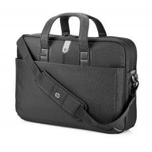 Laptop Accessories: HP Professional Slim Top Load 17.3 inch Laptop Notebook Carry Case Black H4J91AA