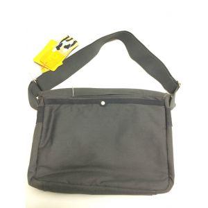 Laptop Accessories: Avec 15.4 inch Messenger Laptop Netbook Padded Bag Business Travel Case Blue NEW