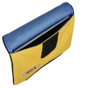 iPad Cases: Tech Air iPAD 1 2 & 3 Tablet Envelope Sleeve Case Yellow Neoprene Slip case