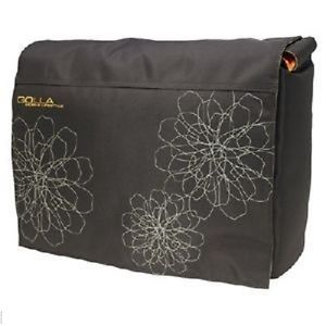 Laptop Accessories: Golla GAIA 15.6 inch Laptop Messenger Bag Business Notebook Carry Case