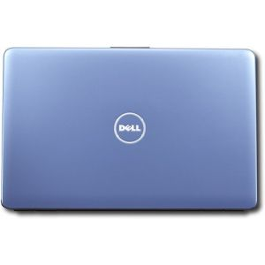 Laptops: Dell Inspiron 1545 15.6 Inch Laptop 2.20GHz Intel Celeron 900 3GB RAM 160GB Hard Drive DVD/CD±R/RW Windows 7 Home Premium - Dell 1545 Blue
