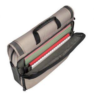 Laptop Accessories: Targus TBM00201 15.4 inch Laptop Free Spirit Messenger Bag Business Traveller Beige