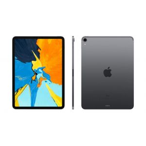 Tablets & Accessories: Apple iPad Pro 3rd Gen 11 inch Retina 256GB Wi-Fi iOS Tablet A1980 (2018) - Space Gray