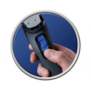 Shaving & Hair Removal: REMINGTON HC5700 PrecisionCut Titanium Hair Clipper Trimmer Rechargeable - 4YR MANUFACTURER WTY