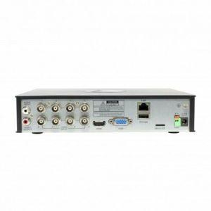 CCTV Systems: Swann 4480 8 Channel 1080p 1TB Full HD DVR Security CCTV System 1080 MSB x 4 Camera Kit