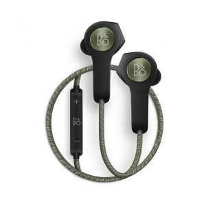 Bang & Olufsen Beoplay H5 Wireless Bluetooth In-Ear Earbuds – Moss Green