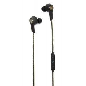 Headphones: Bang & Olufsen Beoplay H5 Wireless Bluetooth In-Ear Earbuds – Moss Green