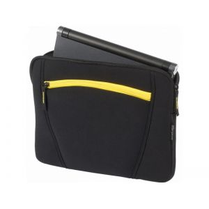 Laptop Accessories: Targus TSS125EU 12.1 inch Neoprene Laptop SlipCase Netbook Sleeve Tablet Skin Black