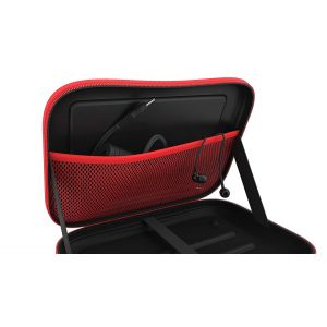 Tablet Accessories: Kurio TAB EVA Universal Case Stand for 7 inch Tablets - Black Red