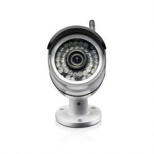 CCTV Cameras: Swann NVW-470 720p Wireless Wi-Fi HD CCTV Security IP Network Camera NVA-460
