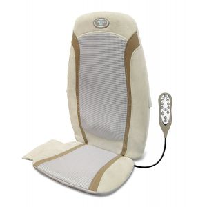 Homedics Gel Shiatsu GSM-300H Technogel Back Neck Shoulder Heated Massage Chair