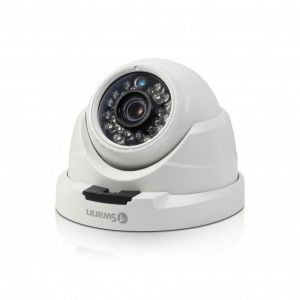 CCTV: Swann NHD-811 2.1 Megapixels Day Night Security CCTV 1080p NVR HD Dome Camera