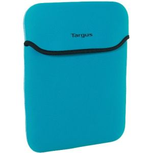 Laptop Accessories: Targus BEU3143-01P Reversible Netbook Skin & Wired USB Mouse Bundle  Fits Netbook Upto 11.6 inch - Black/Blue
