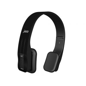 Sound & Vision: HMDX JAM HP610BK Fusion Bluetooth Wireless Stereo Headphone Rechargeable Folding