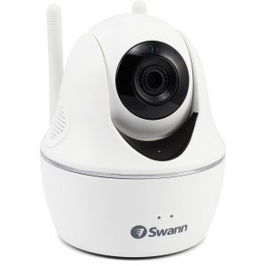 CCTV Cameras: Swann SWWHD-PTCAM Wireless 2MP 1080p HD WiFi Security CCTV Camera 2 Way Audio