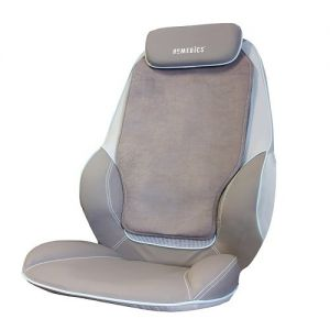 Health & Fitness: Homedics CBS-1000 MAX Shiatsu Full Back Shoulder Heat Deluxe Massager Chair