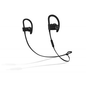 Apple Powerbeats3 Dr Dre Wireless Bluetooth Ear-hook Headphones With Mic- Black