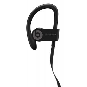 Headphones: Apple Powerbeats3 Dr Dre Wireless Bluetooth Ear-hook Headphones With Mic- Black