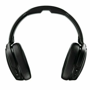 Headphones: SKULLCANDY VENUE Bluetooth Wireless Over-Ear Headphones Mic ANC Upto 24 Hr Battery - Black