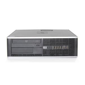 PCs: HP Elite 8000 SFF Desktop PC AU247AV Intel Core 2 Quad Q8400 1GB RAM 250 GB HDD