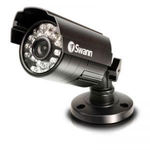 CCTV Cameras: Swann PRO-500 Day Night Vision 520 TVL Waterproof LED Security Camera CCTV 2 Pack