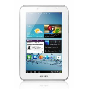 Samsung Galaxy Tab 2 GT-P3110 7 Inch Android 4 Tablet 8GB WiFi 1GHz 1GB Ram - White