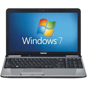 Toshiba Satellite L735-11W 13.3 inch Laptop Intel Core i3 2.20GHz 4GB RAM 320GB HDD Windows 7 Home Premium - Toshiba 1