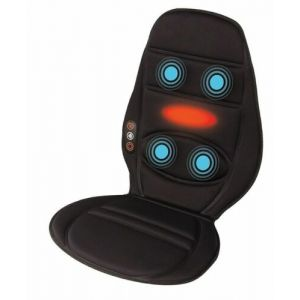 HoMedics BKP-112HA Vibration Comfort Back Massage Cushion He