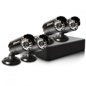 CCTV Systems: Swann DVR8 1525 8 Channel 500GB DVR 4x 650 TVL PRO-615 Security Cameras CCTV Kit
