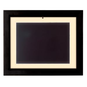 Digital: Polaroid 10.4 inch Digital Photo Frame Black Cream XSU-01035B Colour 256MB SD