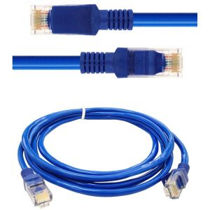 Network Cat5e UTP 10 100 RJ45 2M Internet Lan Patch Lead Ethernet Cabl...