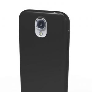 Kensington K44413WW Gel Case Samsung Galaxy S4 Smartphone Mobile Cover Black