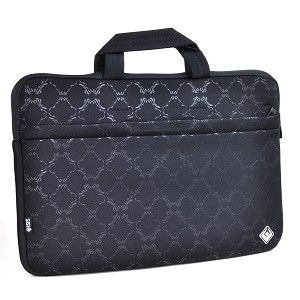 ISIS DEI Riviera Laptop & Macbook Pro Sleeve 15.4 inch Neoprene Black