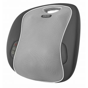Health & Fitness: HoMedics MULTIZONE MCSBK-350H-GB Shiatsu Massage Cushion with Heat