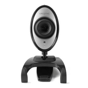 Creative Webcam Live Video PC Laptop Netbook Webcam Headset Mic Skype MSN Yahoo