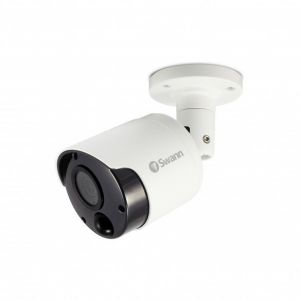 CCTV Cameras: Swann SWPRO-5MPMSB 5MP Super HD Thermal PIR Bullet Security Cameras For DVR 4980 - TWIN PACK