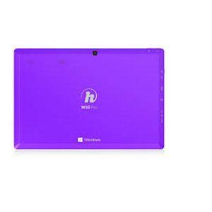 Tablets: HipStreet W10 Pro Windows 8.1 10 inch Tablet PC 32GB 2GB RAM Quad Core HDMI Purple B
