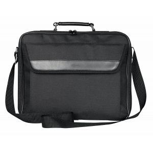 GenericTraditional Notepack Laptop Case Fits Up to 15.6 inch Notebook Bag Black