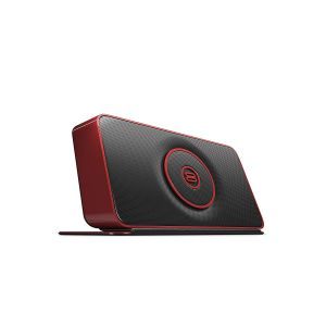 BAYAN AUDIO Soundbook Go Portable Speaker Bluetooth NFC 7 Hour Battery - Red
