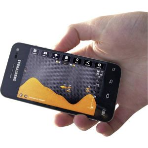 Gadgets & Gifts: Deeper Smart Sonar frequency Portable Fish Finder 3.0 Bluetooth IOS Android