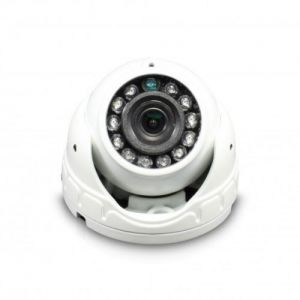 CCTV Cameras: Swann 2.1MP 1080p AHD TVI CVI Universally Compatible CCTV Dome Camera With Audio