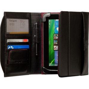 Targus THZ053EU Zierra Leather Portfolio Case BlackBerry PlayBook Tabl...